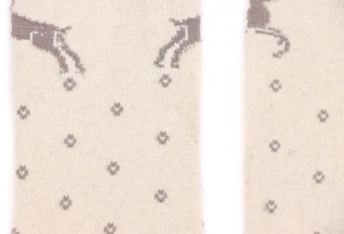 Гетры из верблюжьей шерсти