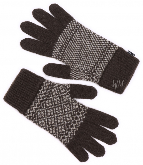Перчатки, пух яка