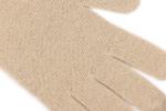Перчатки из шерсти верблюжонка