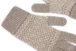 Перчатки, кашемировые