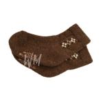 Носки детские из шерсти яка